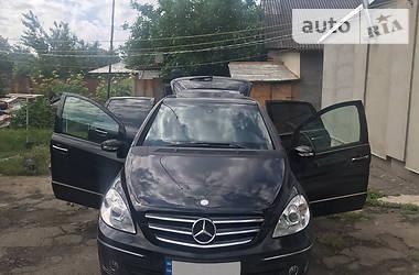 Цены Mercedes-Benz B 200 Газ / Бензин