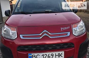 Цены Citroen C3 Picasso Газ / Бензин