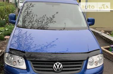 Ціни Volkswagen Caddy пасс. Газ/Бензин