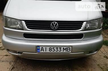 Ціни Volkswagen Caravelle Газ / Бензин