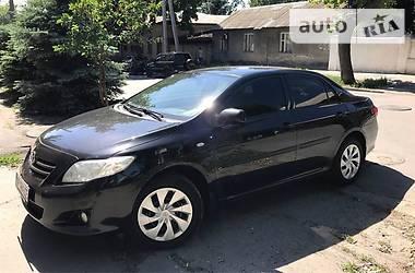 Цены Toyota Corolla Газ/бензин