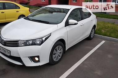 Цены Toyota Corolla Газ / Бензин