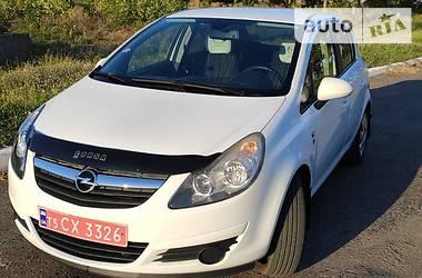 Цены Opel Corsa Газ / Бензин