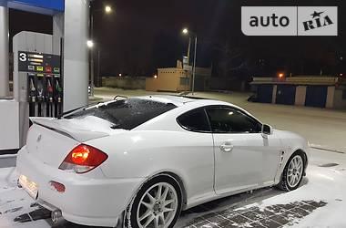 Цены Hyundai Coupe Газ/бензин