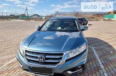Цены Honda Crosstour Газ / Бензин
