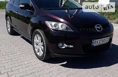 Ціни Mazda CX-7 Газ / Бензин