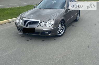 Ціни Mercedes-Benz E 280 Газ / Бензин