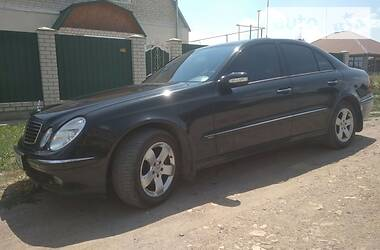Ціни Mercedes-Benz E 320 Газ / Бензин