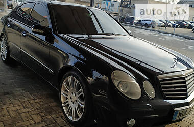 Ціни Mercedes-Benz E 350 Газ / Бензин