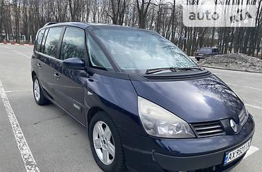 Цены Renault Espace Газ / Бензин