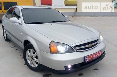 Цены Chevrolet Evanda Газ/бензин