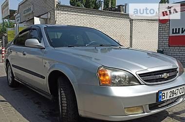 Цены Chevrolet Evanda Газ / Бензин