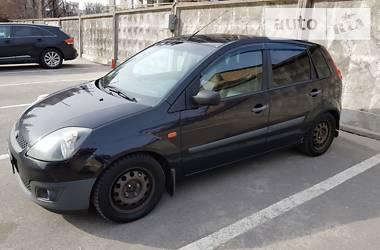 Цены Ford Fiesta Газ/бензин