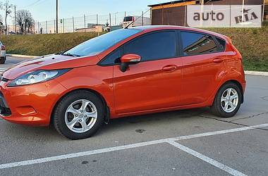 Цены Ford Fiesta Газ / Бензин