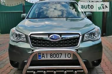 Цены Subaru Forester Газ / Бензин