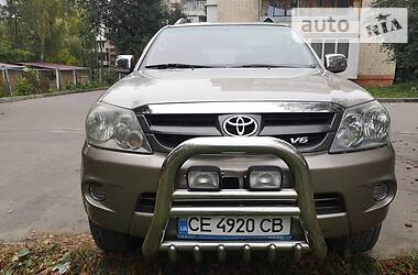 Цены Toyota Fortuner Газ / Бензин