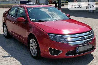 Цены Ford Fusion Газ/бензин