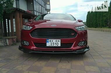 Цены Ford Fusion Газ / Бензин