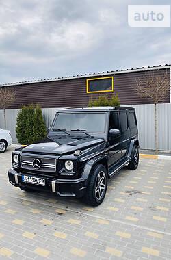 Ціни Mercedes-Benz G 500 Газ / Бензин