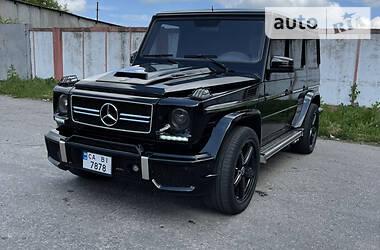 Цены Mercedes-Benz G 500 Газ / Бензин