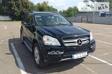 Цены Mercedes-Benz GL 450 Газ / Бензин