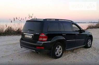 Ціни Mercedes-Benz GL 450 Газ / Бензин