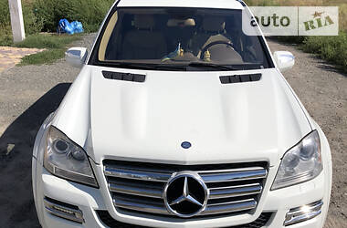 Цены Mercedes-Benz GL 550 Газ / Бензин