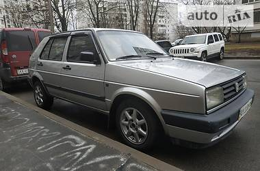 Ціни Volkswagen Golf II Газ / Бензин