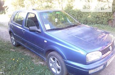 Ціни Volkswagen Golf III Газ/Бензин