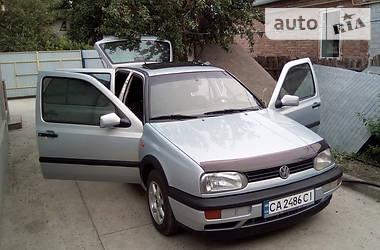 Цены Volkswagen Golf III Газ / Бензин