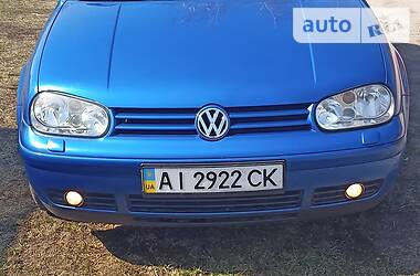 Ціни Volkswagen Golf IV Газ / Бензин