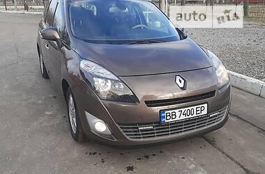 Цены Renault Grand Scenic Газ / Бензин