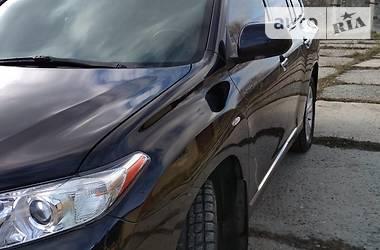 Цены Toyota Highlander Газ/бензин