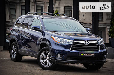 Ціни Toyota Highlander Газ / Бензин