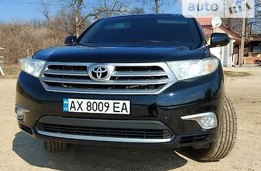Цены Toyota Highlander Газ / Бензин