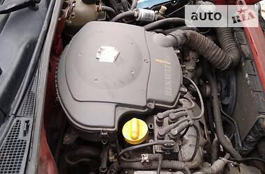 Цены Renault Kangoo пасс. Газ / Бензин