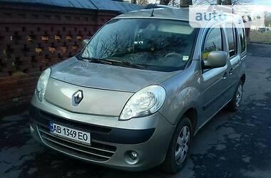 Ціни Renault Kangoo пасс. Газ / Бензин