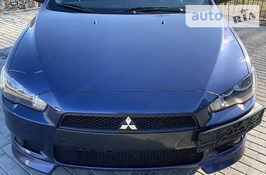 Цены Mitsubishi Lancer X Газ / Бензин
