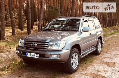 Цены Toyota Land Cruiser 100 Газ/бензин