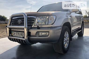 Ціни Toyota Land Cruiser 100 Газ / Бензин