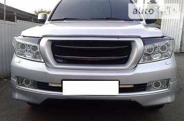 Цены Toyota Land Cruiser 200 Газ/бензин