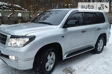 Цены Toyota Land Cruiser 200 Газ/бензин