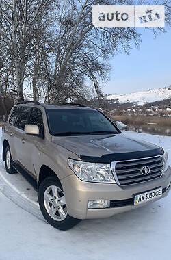Ціни Toyota Land Cruiser 200 Газ / Бензин