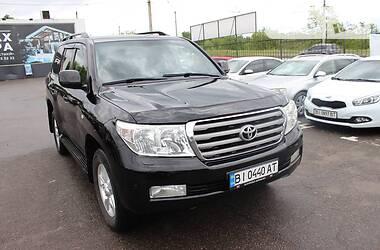 Цены Toyota Land Cruiser 200 Газ / Бензин