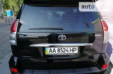 Ціни Toyota Land Cruiser Prado 120 Газ / Бензин