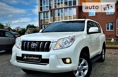 Ціни Toyota Land Cruiser Prado 150 Газ / Бензин