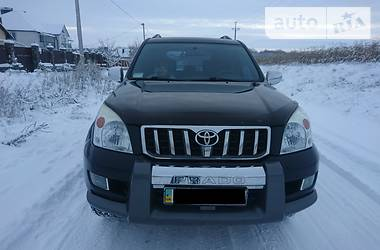 Цены Toyota Land Cruiser Prado Газ/бензин