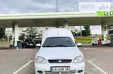 Цены ЗАЗ Lanos Cargo Газ / Бензин