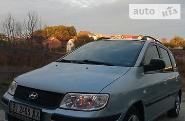 Цены Hyundai Matrix Газ/бензин