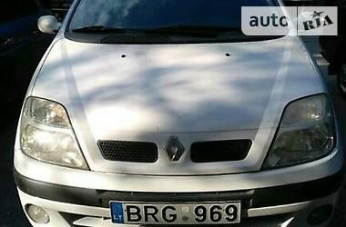 Цены Renault Megane Scenic Газ / Бензин